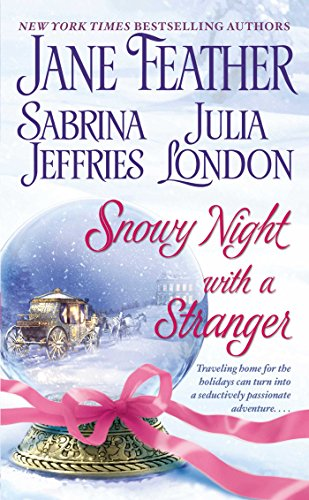 Snowy Night with a Stranger (The Scandalous Series)