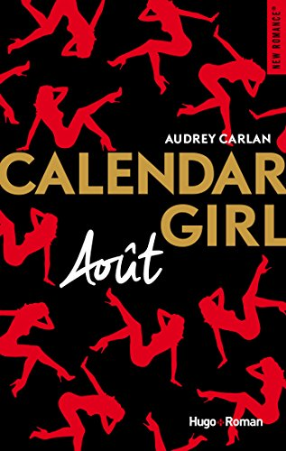 Calendar Girl - Août par [Carlan, Audrey]