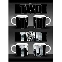 The Walking Dead Tasse / Warm Kalt Effect * NEU