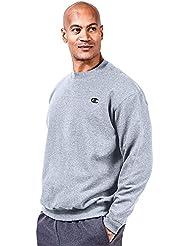 Champion - Sweat-shirt - Manches Longues - Homme -  Gris - XXX-Large