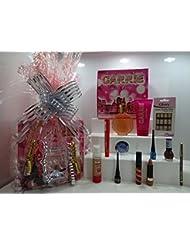 Panier Cadeau Saint Valentin pour son Prix spécial liquidation ~ 6Parfum & Make Up Rouge à Lèvres Panier Cadeau...