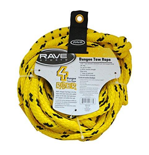 Rave 1-4Rider Bungee Tube Abschleppseil