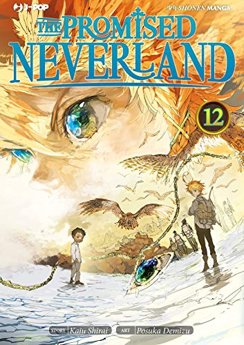 The promised neverland: 12 (J-POP)