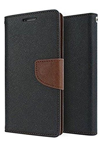 REYTAIL Stylish Brown Wallet Diary Synthetic Leather Flip Case & Cover for HTC Desire 820 / 820G+ / 820Q / 820S  available at amazon for Rs.197