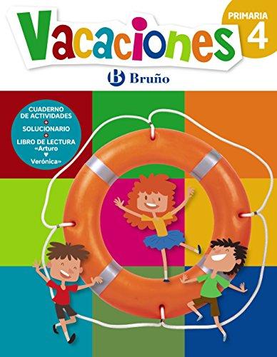 Vacaciones Bruño 4 Primaria - 9788469615386