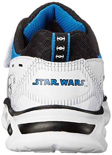 Star Wars Skechers Dynamo Continuem Sneaker White/Black/Royal