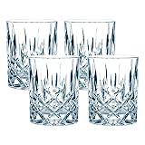 Spiegelau & Nachtmann, Set per Degustazione da Whisky, Noblesse, Set da 4 pezzi