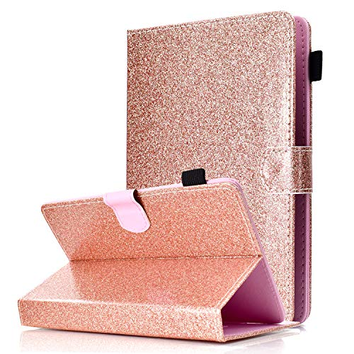 cover tablet asus 10 pollici HereMore Cover Glitter per Tablet 9-10.1""