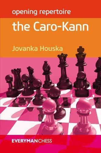 Opening Repertoire: The Caro-Kann (Everyman Chess: Opening Repertoire) by Jovanska Houska (2015-05-07)