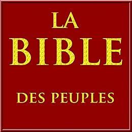 LA BIBLE DES PEUPLES par [HURAULT, Bernard, HURAULT, Louis]
