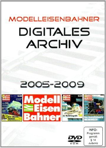 Modelleisenbahner - Digitales Archiv 2005-2009