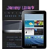 JAMMYLIZARD | 2x Matte Antireflex Displayschutzfolie für [ Samsung Galaxy Tab 2 7.0 ], inkl. Mikrofasertuch