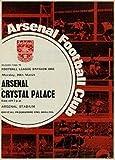 Arsenal vs Crystal Palace 69–70Saison