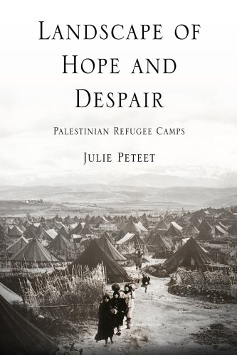 Landscape of Hope and Despair: Palestinian Refugee Camps (The Ethnography of Political Violence Series)