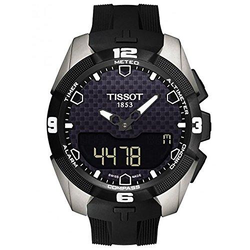 Tissot Reloj T-Touch Expert Solar Negra