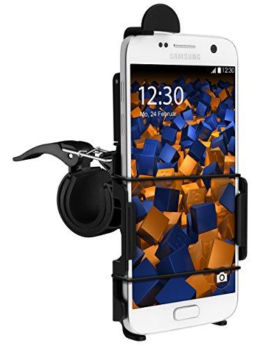 Preisvergleich Produktbild mumbi Fahrrad Halterung Samsung Galaxy S7 Motorrad Halter / Fahrradhalterung Motorradhalterung