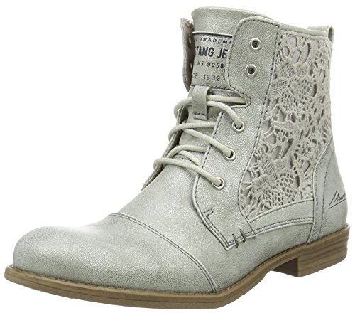 Mustang 1157-546-21, Bottes Classiques Femme Argent (21 Silber)