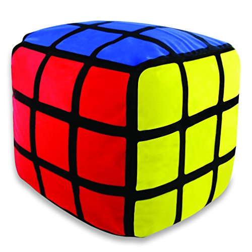 Rubik's Cube Inflatable Seat
