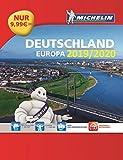Michelin Straßenatlas Deutschland & Europa 2020/2021: Autobild Testsieger 2019 (MICHELIN Atlanten)