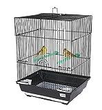 Pet Ting Daffodil Vogelkäfig für finken/Kanarienvögel Wellensittiche–Kleiner Vogelkäfig