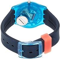 Swatch Reloj Digital de Cuarzo para Mujer con Correa de Silicona - GS149 de Swatch