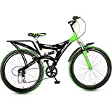 Hero RangerDTB-VX 26T 6 Speed Mountain Cycle (Green/Black)