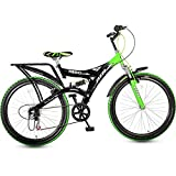 Hero Ranger Dtb Vx 6 Speed Dual Suspension Bicycle