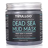 Dead Sea Mud Mask,Tote Meer Schlamm Maske , Totes Meer Schlamm Gesichtsmaske, 100% Natural Formula, Beseitigt Akne, Falten ,Reinigt Poren, Absorbs Excess Oil and Removes Dead Skin Cells to Reveal Fresh and Soft Skin 250 ml
