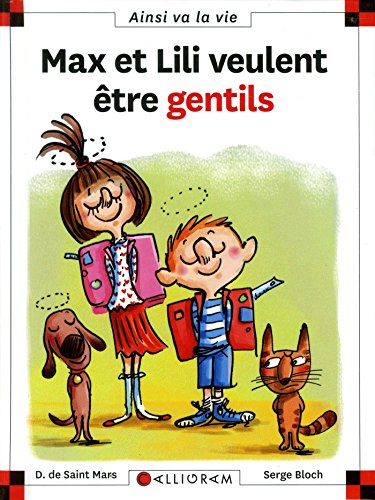 Max et Lili veulent être gentils - tome 98 (98)