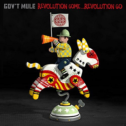 Revolution Come…Revolution Go