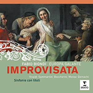 """Afficher """"Improvisata"""""""