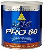 Inkospor ACTIVE Pro 80 Shake protéiné Définition Tonification et Perte de Poids Noisette 750 g