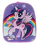 My Little Pony Eva - Mochila Infantil (32 cm, 8 L), Color Morado