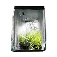 Grow Tent/Green Room/Bud Room (with Carrybag) for Gardening 100% PVC Free Quality Portable by BPS