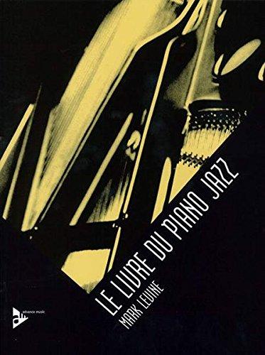 Livre du Piano Jazz Levine par Levine