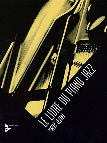 Livre du Piano Jazz Levine