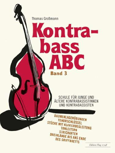 Kontrabass ABC Vol 3