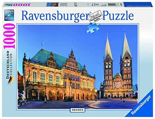 Preisvergleich Produktbild Ravensburger 19622 - Bremen Canaletto Blick