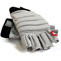 FLGC-02 New fit short finger linemen football gloves, OL, DL, barnett