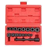 Allright 17tlg Universal Kupplung Zentriersatz Zentrierdorn Zentrierwerkzeug KFZ
