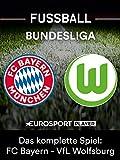 Das komplette Spiel: FC Bayern - VfL Wolfsburg 6. Spieltag