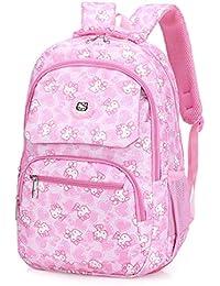 42a414641 Childer Mochilas Escolares Primaria Escolar Ortopédicas Mochilas Mochila de  Viaje Satchel Bookbag para niños