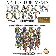 Akira Toriyama - Dragon Quest - Illustrations