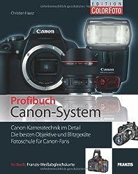 Profibuch Canon-System
