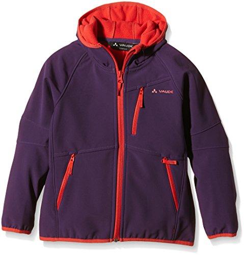 VAUDE Kinder Rondane Jacket, Holunder, 134/140, 05634