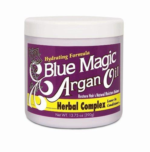 Blue Magic Argan Oil Herbes Complexe Revitalisant Sans Rinçage \\