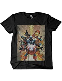 The Avengers.- Comic Strip!