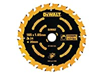 DeWalt Cordless Extreme Framing Blade 165mm Range