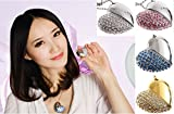SUNNY-MARKET Free Shipping Wholesale Sale Creative Crystal Heart+Chain 4 Color 2-32GB USB Flash 2.0 Memory Drive Stick Thumb/Car/Pen Gift,4GB,4GB