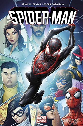 Spider-Man - All-New All-Different T4